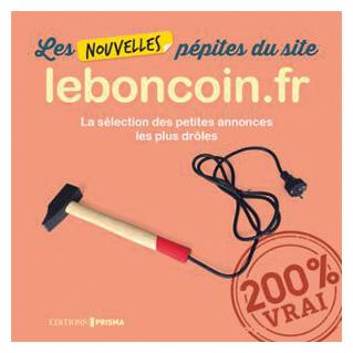 Les nouvelles pépites du site leboncoin.fr