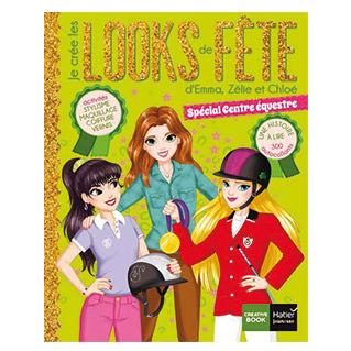 Creative Books - Looks de Fête -Éditions Hatier