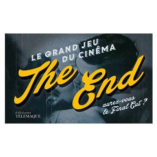 The End, le grand jeu du cinéma - Éditions Télémaque