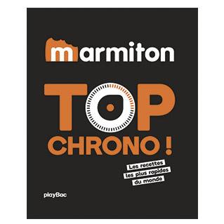 Marmiton Top Chrono